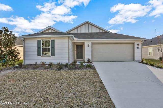 1389 Grumman Ave, Jacksonville, FL 32225 (MLS #1093257) :: The Coastal Home Group