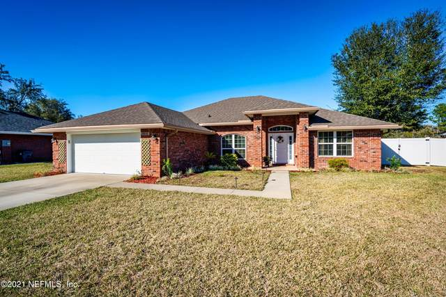 88118 Maybourne Rd, Yulee, FL 32097 (MLS #1093283) :: The Impact Group with Momentum Realty