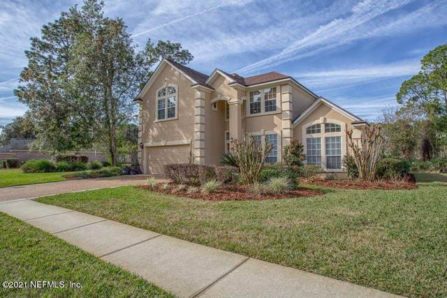8614 Hunters Creek Dr S, Jacksonville, FL 32256 (MLS #1093313) :: The Coastal Home Group