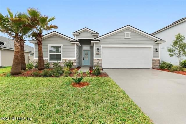 320 Ponderosa Dr, Jacksonville, FL 32218 (MLS #1093366) :: Berkshire Hathaway HomeServices Chaplin Williams Realty