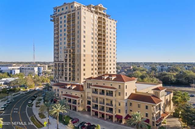 1478 Riverplace Blvd #410, Jacksonville, FL 32207 (MLS #1093427) :: The DJ & Lindsey Team