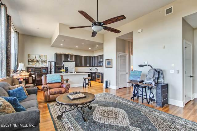 2525 College St #1307, Jacksonville, FL 32204 (MLS #1093431) :: Military Realty