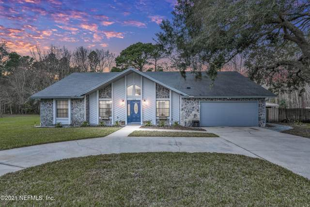 1204 Shallowford Dr W, Jacksonville, FL 32225 (MLS #1093435) :: Oceanic Properties