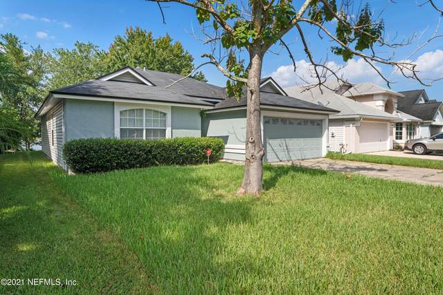 1452 Beecher Ln, Orange Park, FL 32073 (MLS #1093445) :: The Hanley Home Team