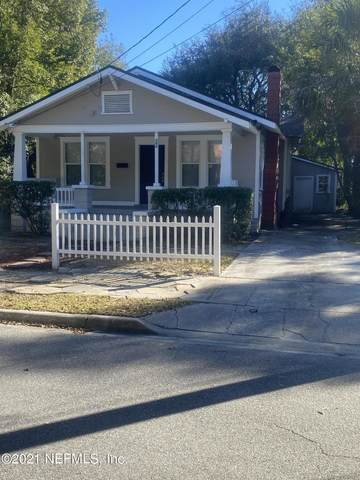 206 W 16TH St, Jacksonville, FL 32206 (MLS #1093485) :: The Impact Group with Momentum Realty