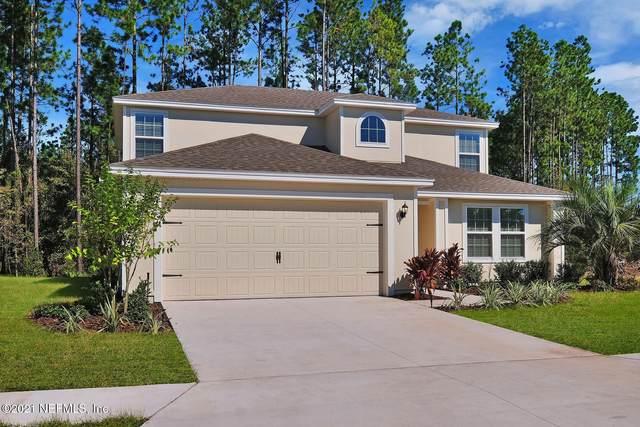8518 Lake George Cir E, Macclenny, FL 32063 (MLS #1093497) :: The Hanley Home Team