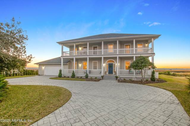 346 Fiddlers Ct, St Augustine, FL 32080 (MLS #1093515) :: The Impact Group with Momentum Realty