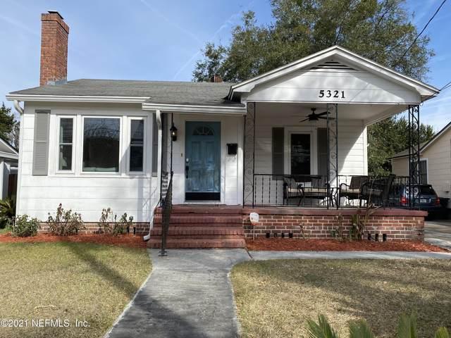 5321 Fremont St, Jacksonville, FL 32210 (MLS #1093530) :: The Hanley Home Team