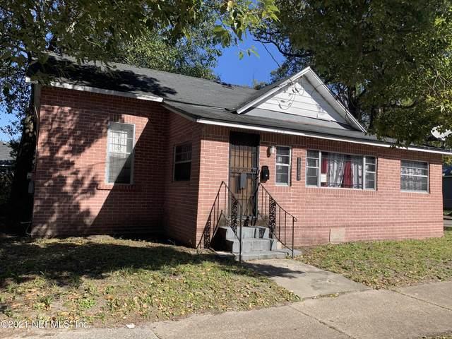 1737 W 2ND St, Jacksonville, FL 32209 (MLS #1093547) :: The Coastal Home Group