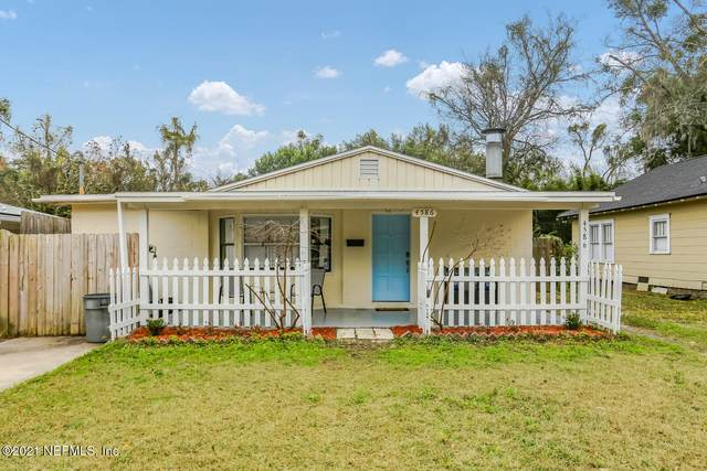 4586 Merrimac Ave, Jacksonville, FL 32210 (MLS #1093731) :: The Newcomer Group