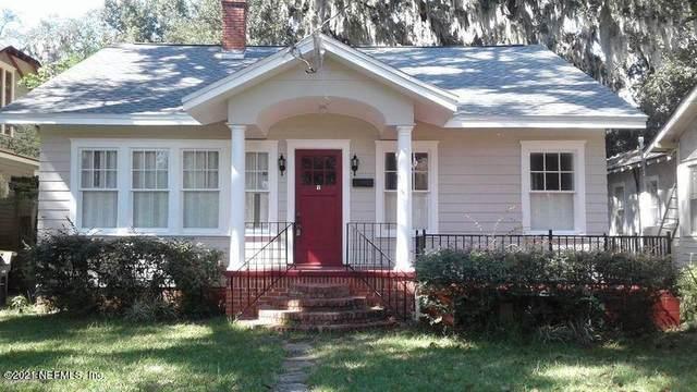 3563 Herschel St, Jacksonville, FL 32205 (MLS #1093865) :: The Coastal Home Group