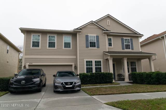 6516 Greenland Chase Blvd, Jacksonville, FL 32258 (MLS #1093934) :: The Coastal Home Group