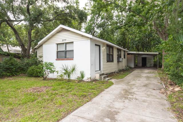 2077 Morehouse Rd, Jacksonville, FL 32209 (MLS #1093943) :: The Newcomer Group