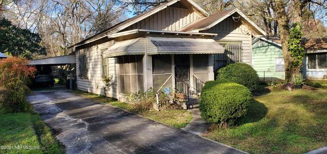 3281 Broadway Ave, Jacksonville, FL 32254 (MLS #1093988) :: The Hanley Home Team