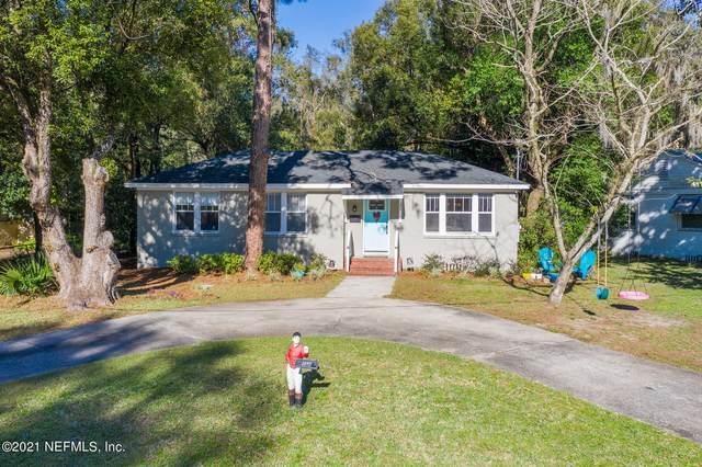 1577 Peachtree Cir N, Jacksonville, FL 32207 (MLS #1094012) :: Berkshire Hathaway HomeServices Chaplin Williams Realty