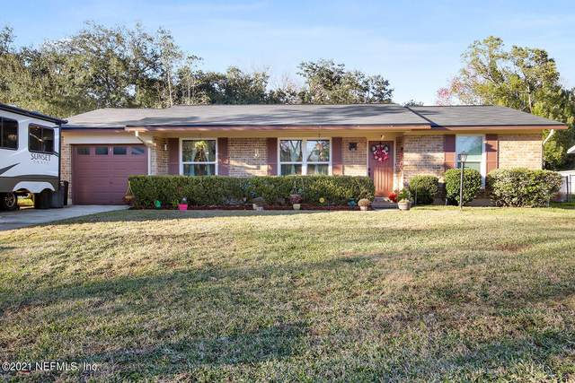 1553 Loumat Ct, Orange Park, FL 32073 (MLS #1094080) :: The Newcomer Group