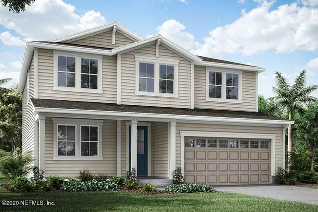 507 Blue Daze St, Yulee, FL 32097 (MLS #1094112) :: The Coastal Home Group