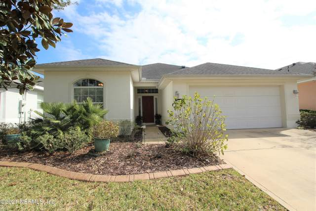 800 Crestwood Dr, St Augustine, FL 32086 (MLS #1094129) :: The Coastal Home Group