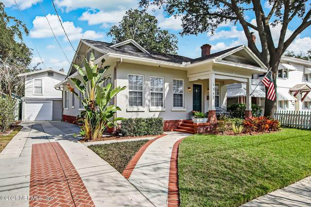 1343 Hollywood Ave, Jacksonville, FL 32205 (MLS #1094162) :: Military Realty