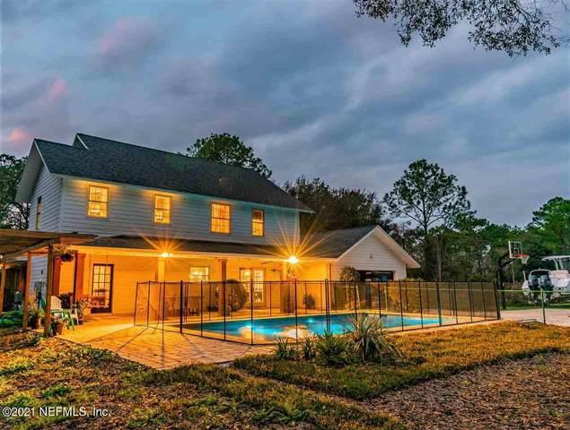 2700 C H Arnold Rd, St Augustine, FL 32092 (MLS #1094178) :: Engel & Völkers Jacksonville