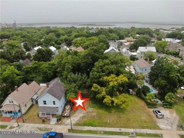111 S 8TH St, Fernandina Beach, FL 32034 (MLS #1094185) :: Olde Florida Realty Group
