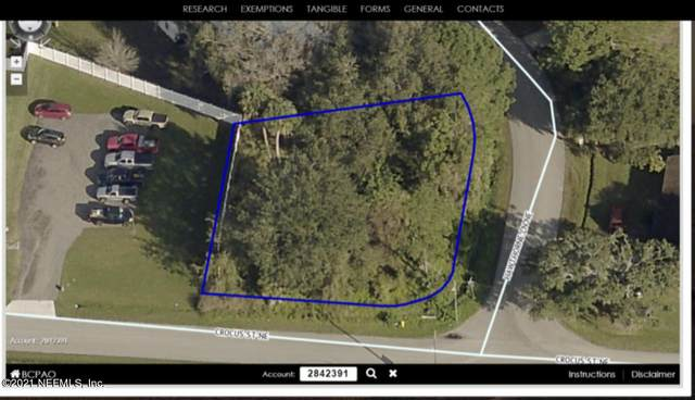 UNIT 8 Crocus St NE, Palm Bay, FL 32907 (MLS #1094224) :: Ponte Vedra Club Realty