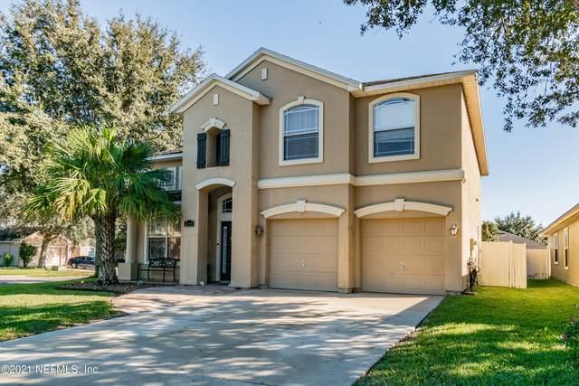 3640 Live Oak Hollow Dr, Orange Park, FL 32065 (MLS #1094235) :: Century 21 St Augustine Properties