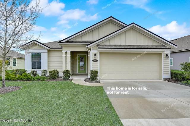 105 S Hamilton Springs Rd, St Augustine, FL 32084 (MLS #1094253) :: Momentum Realty