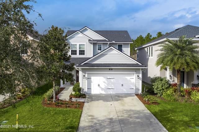 455 Citrus Ridge Dr, Ponte Vedra, FL 32081 (MLS #1094264) :: The Coastal Home Group