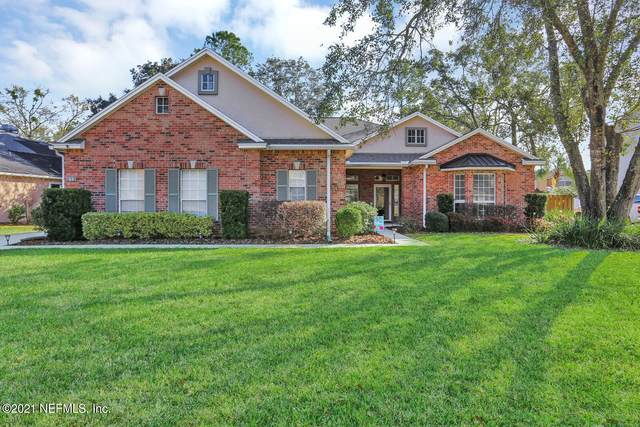 213 N Checkerberry Way, Jacksonville, FL 32259 (MLS #1094395) :: Memory Hopkins Real Estate