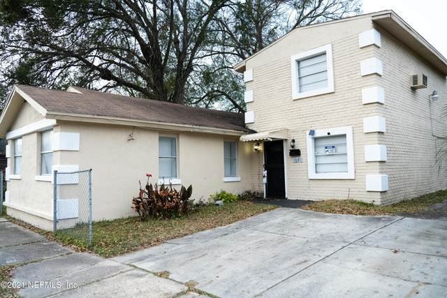 1615 W 12TH St, Jacksonville, FL 32209 (MLS #1094420) :: EXIT Real Estate Gallery