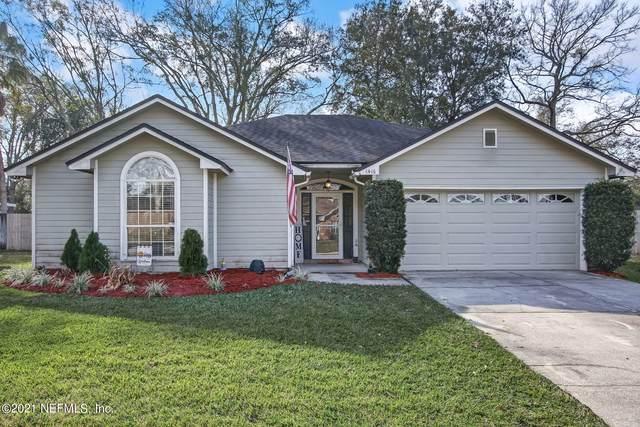 4446 Gentle Knoll Dr N, Jacksonville, FL 32258 (MLS #1094453) :: Berkshire Hathaway HomeServices Chaplin Williams Realty