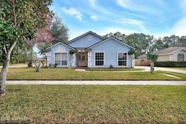 2513 Glade Springs Dr, Jacksonville, FL 32246 (MLS #1094456) :: Oceanic Properties