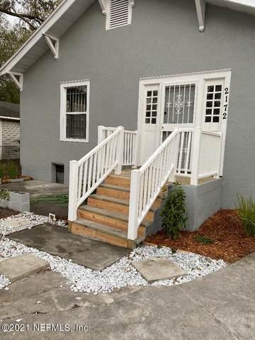 2172 Tuskegee Rd, Jacksonville, FL 32209 (MLS #1094467) :: The Hanley Home Team