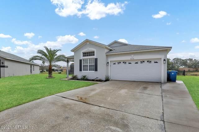 8278 Lake Effie Ln E, Jacksonville, FL 32277 (MLS #1094505) :: The Hanley Home Team