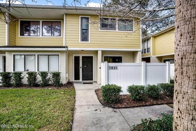 7831 La Sierra Ct #7831, Jacksonville, FL 32256 (MLS #1094514) :: The Coastal Home Group