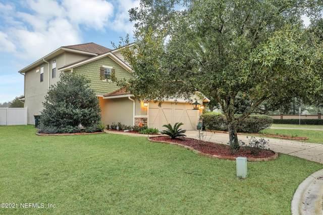 6200 Pendragon Pl, Jacksonville, FL 32258 (MLS #1094530) :: The Coastal Home Group