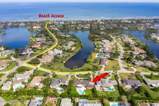 506 Le Master Dr, Ponte Vedra Beach, FL 32082 (MLS #1094573) :: The Impact Group with Momentum Realty