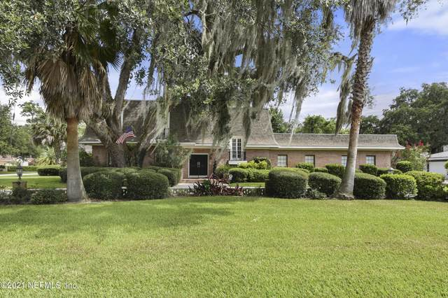 3617 Cathedral Oaks Pl S, Jacksonville, FL 32217 (MLS #1094597) :: The Coastal Home Group
