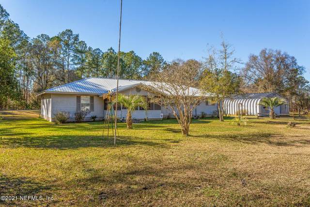 5942 Stafford Rd, Bryceville, FL 32009 (MLS #1094608) :: The Coastal Home Group