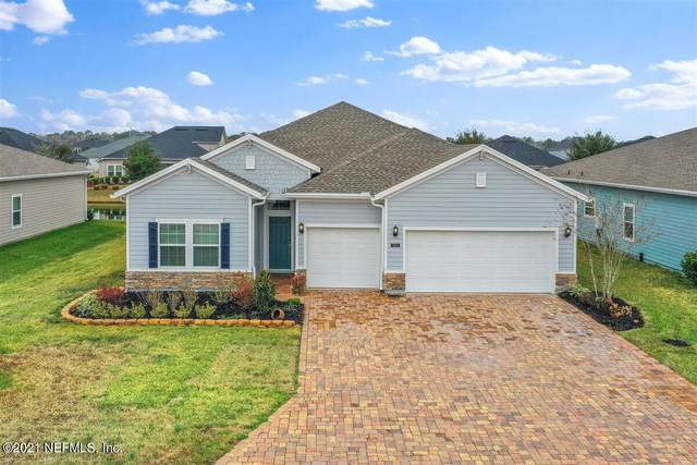 153 Trumpco Dr, St Augustine, FL 32092 (MLS #1094643) :: The Newcomer Group