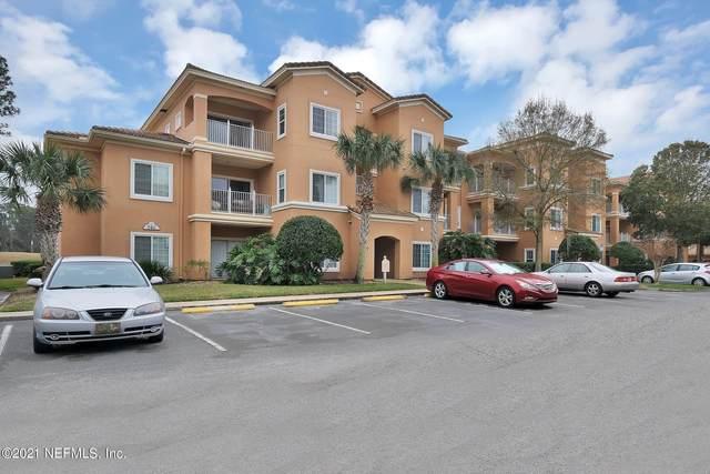 540 Florida Club Blvd #301, St Augustine, FL 32084 (MLS #1094653) :: The Newcomer Group