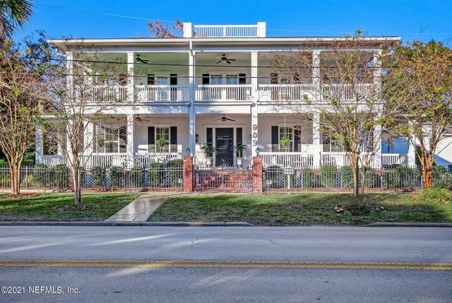 909 Atlantic Ave, Fernandina Beach, FL 32034 (MLS #1094691) :: Crest Realty