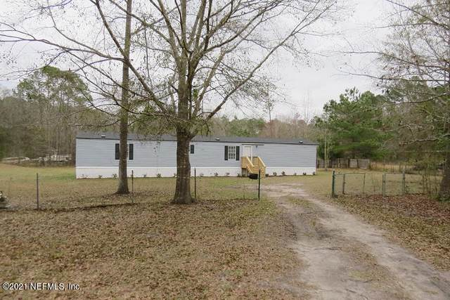 5051 Ravenwood Dr, GREEN COVE SPRINGS, FL 32043 (MLS #1094723) :: The Newcomer Group