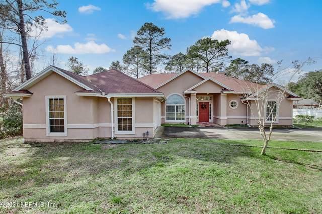 95079 Barnwell Rd, Fernandina Beach, FL 32034 (MLS #1094756) :: The Hanley Home Team