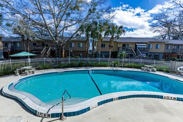 1800 Park Ave #228, Orange Park, FL 32073 (MLS #1094804) :: The Newcomer Group
