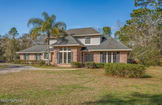 1737 Hawkcrest Dr, St Johns, FL 32259 (MLS #1094827) :: EXIT Real Estate Gallery