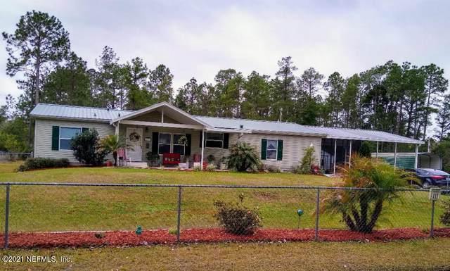 111 N Janet Dr, Crescent City, FL 32112 (MLS #1094886) :: The Hanley Home Team