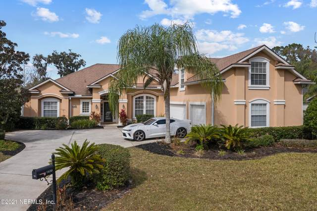 1630 Green Willow Ln, Fleming Island, FL 32003 (MLS #1094893) :: The DJ & Lindsey Team