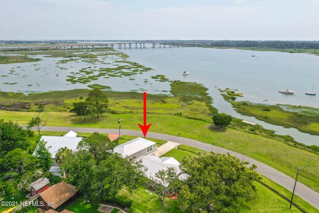 918 Shore Dr, St Augustine, FL 32086 (MLS #1094911) :: The DJ & Lindsey Team